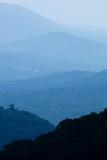 Skyline Drive, Shenandoah National Park, Virginia Photographie