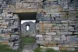 Ruins of Norse Church in Hvalsey Photographic Print