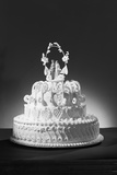 Wedding Cake Photographic Print
