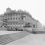 Winter Palace Photographic Print
