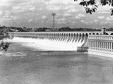 Wilson Dam in Alabama Photographic Print