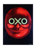 Poster Advertising Oxo, C. 1920 Giclee Print by Leonetto Cappiello