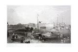 Canton - Guangzhou - 19th Century Engraving Giclee Print