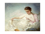 Personification of the Sciences Giclee Print by Charles Chaplin