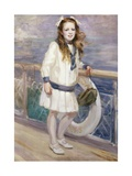 On Deck Giclee Print by Charles Sims
