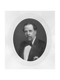 Captain Hobart Pasha Giclee Print