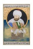 Admiral Barbaros Hayreddin Pasha Giclee Print