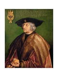 Portrait of Maximilian I Giclée-Druck von Albrecht Dürer