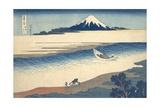 Bushu Tamagawa (The Tama River in Musashi Province) Giclee Print by Katsushika Hokusai