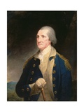 Portrait of George Washington Giclee Print by Robert Edge pine
