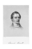 Edward Everett Giclee Print by Richard Morrell Staigg