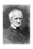 Cardinal Newman Giclee Print