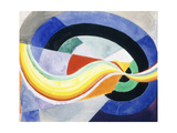 Propeller Giclee Print by Robert Delaunay