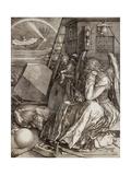 Melencolia I Giclée-Druck von Albrecht Dürer