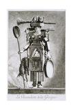 La Vivandier a La Greque Giclee Print by Ennemond Alexandre Petitot