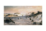 Sand Dunes at Sunset, Atlantic City Giclee Print by Henry Ossawa Tanner