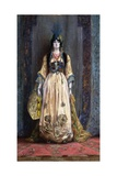 The Oriental Costume Giclee Print by Georges Clairin