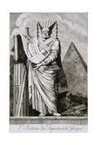 L'Auteur Des Figures a La Grecque Giclee Print by Ennemond Alexandre Petitot