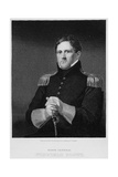 Major General Winfield Scott Giclee Print by Charles Armstrong