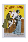 Le Bourgeon Poster Giclee Print by Robert Allouard