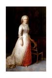 Martha Washington Giclee Print by Eliphalet Frazer Andrews