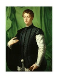 Portrait of Ludovico Capponi Giclee Print by Agnolo Bronzino