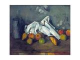 Boîte À Lait Et Pommes (Milk Can and Apples) Giclee Print by Paul Cézanne