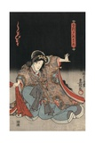 An Actor in the Role of Narutonomae Giclee Print by Utagawa Kunisada