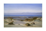 A Fine Day at the Coast Gicleetryck av Henry Moore