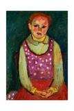 Redhead Giclee Print by Alexej Von Jawlensky