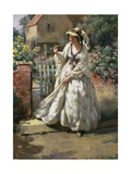 The Morning Walk Giclee Print by William Kay Blacklock