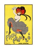 Le Frou Frou Giclee Print by Leonetto Cappiello