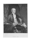John Jay Giclee Print by Asher Brown Durand