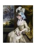 Elizabeth, Lady Taylor Giclee Print by Sir Joshua Reynolds