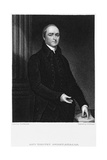 Reverend Timothy Dwight Giclee Print by John B. Forrest