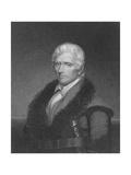 Daniel Boone Giclee Print by James Barton Longacre