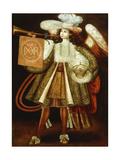 Arcangel Gabriel Giclee Print