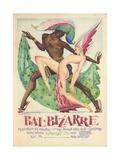Bal Bizarre Poster Giclee Print