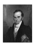 Daniel Webster Giclee Print by James Barton Longacre