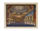 The Music Room Giclee Print by John Nash