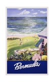Bermuda Travel Poster Giclee Print