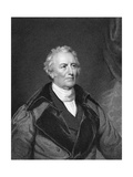 John Trumbull Giclee Print by Asher Brown Durand