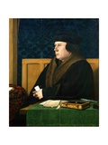 Portrait of Thomas Cromwell Reproduction procédé giclée par Hans Holbein the Younger