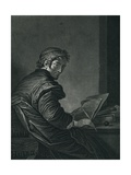 Salvator Rosa Engraving Giclee Print by John Neagle