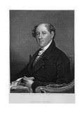 Rufus King Giclee Print by Thomas Kelly