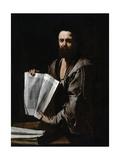 Euclid Giclee Print by Jusepe de Ribera