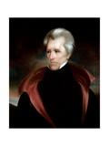 Andrew Jackson Giclee Print by Ralph Eleaser Whiteside Earl