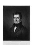 Josiah Johnson Giclee Print by James Barton Longacre