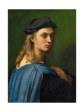 Portrait of Bindo Altoviti Giclee Print by  Raphael