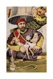 Ote-Toi De La Que Je M'Y Mette Giclee Print by James Tissot